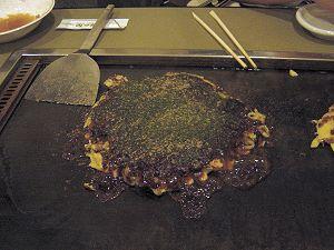 ヤスの焼いたお好み焼き「特製ミックス」