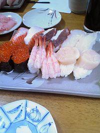 今治の寿司屋の寿司