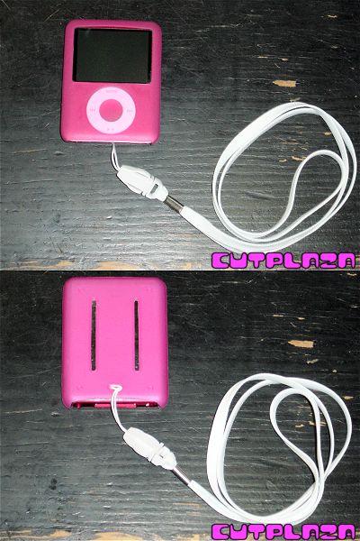 3G iPod nanoケース